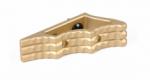 FX CNC M-LOK Angled Grip Gold